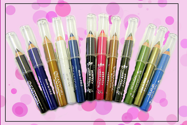 Eastgirl Mini Eye Lip Liner Collection-12 Colours per Pack