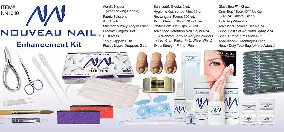 Nouveau Nail Enhancement Kit