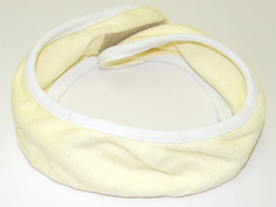 Heavy Duty Head Band in Terry Towel Material-Velcro Closure