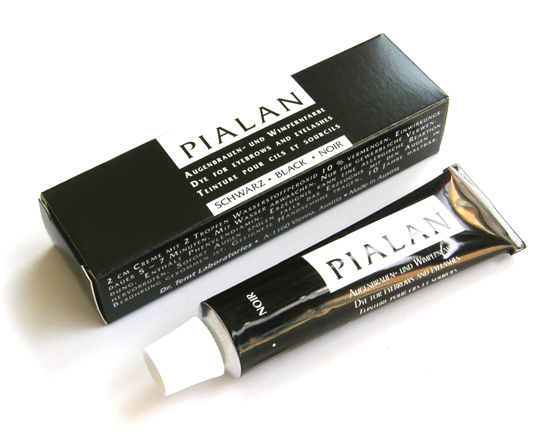 Pialan Eyelash Tint 15ml-Black