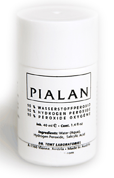 Pialan Eyelash Tint Developer 10% 40ml