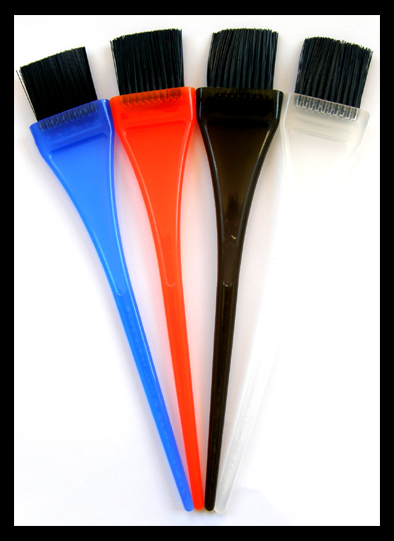 UFO Petite Tint Brushes-Transluscent Colours-Blue