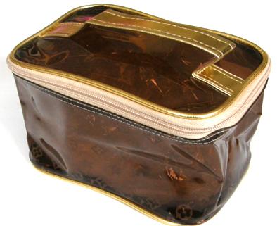 Vanity bag Gold-large
