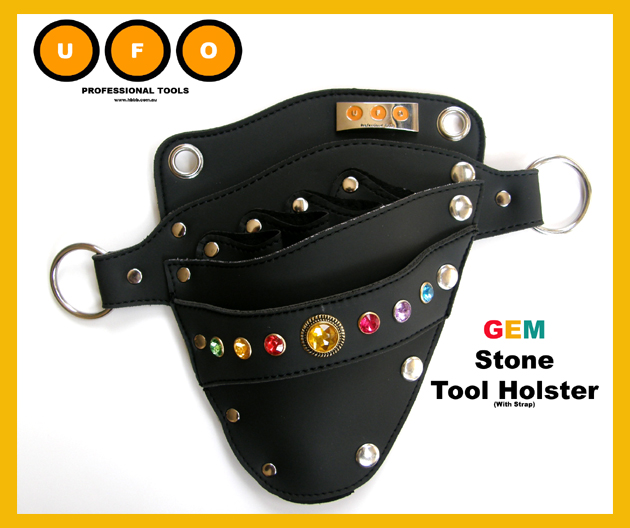 UFO Pro GEMSTONE Tool Holster with Strap
