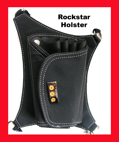 UFO Pro Rockstar Tool Holster with Straps
