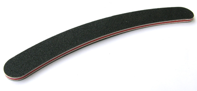 Nirvana Collection Black Boomerang Buffer-Red Core