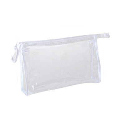 Clear PVC Make Up Bag