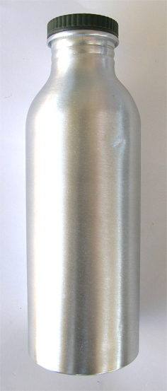 Aluminium Bottle with Cap-250ml