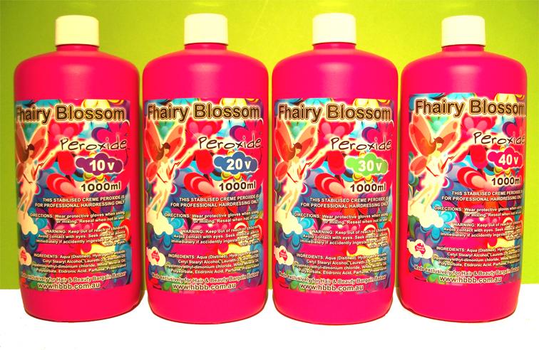 Fhairy Blossum Creme Peroxide 990ml 40 Vol
