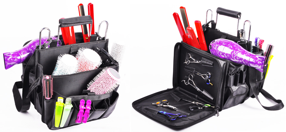 UFO Black Tool Tote as shown (accessories sold separately)
