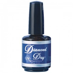 DIAMOND DRY UV Top Coat 1/2 oz.