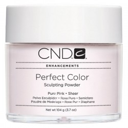 CND Perfect Color Powder - Pure Pink - Sheer - 3.7oz / 104g