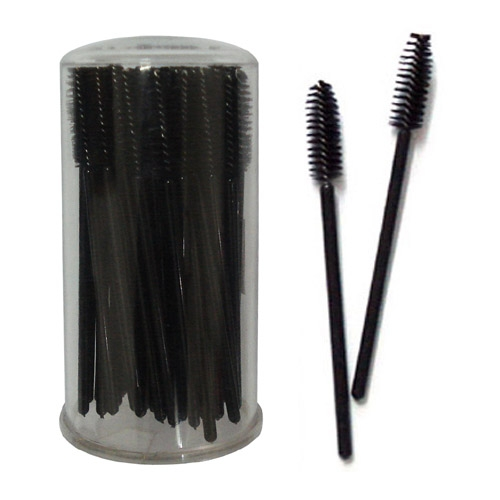 Disposable Mascara Wands-Pack of 25 (NB: Packed in Polybag and not tub as shown)