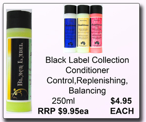 Black Label Collection-Conditioner-Replenishing-250ml